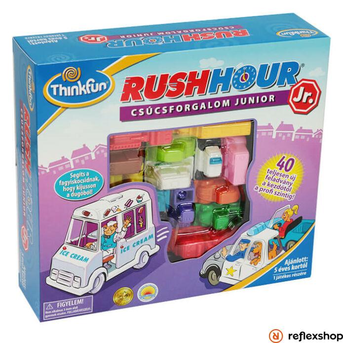 Thinkfun Rush Hour Junior társasjáték - magyar kiadás