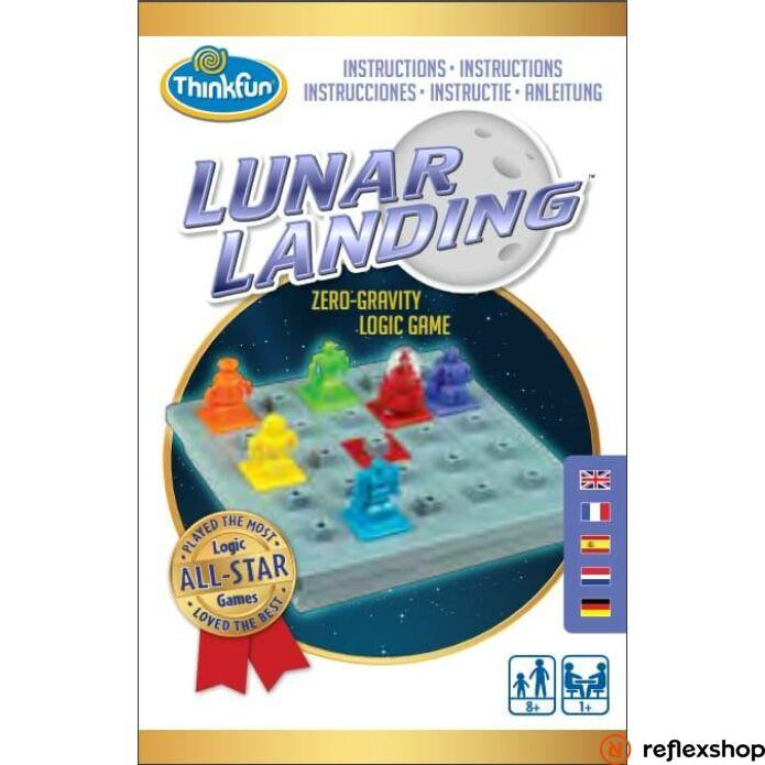 Thinkfun Lunar Landing társasjáték