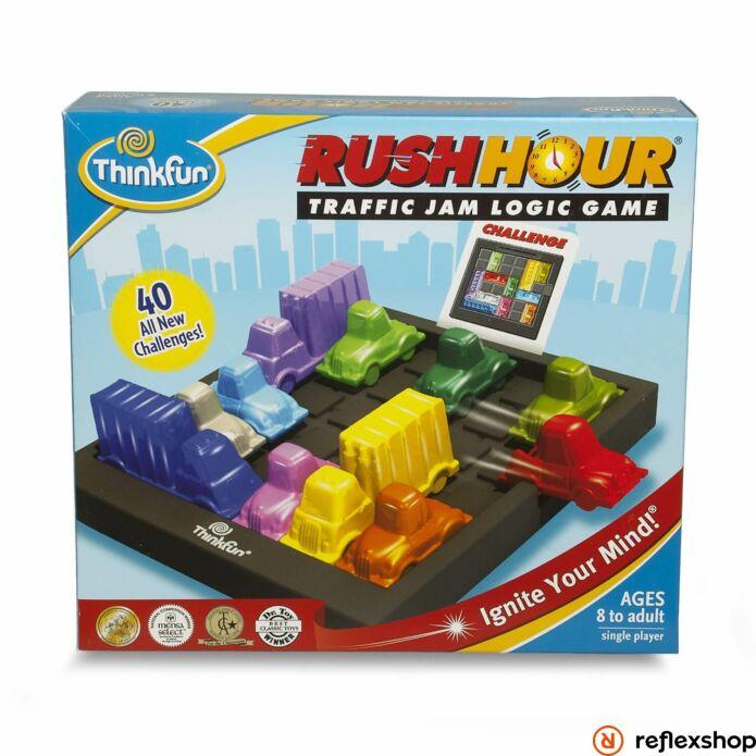 Thinkfun Rush Hour - Csúcsforgalom társasjáték - magyar kiadás
