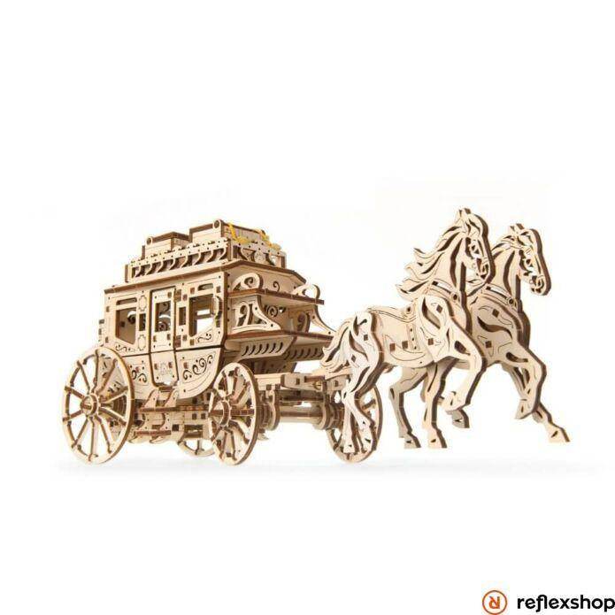 UGEARS Lovaskocsi – mechanikus modell