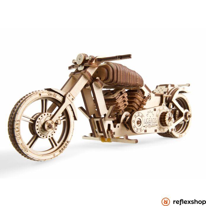 UGEARS Motor – mechanikus modell