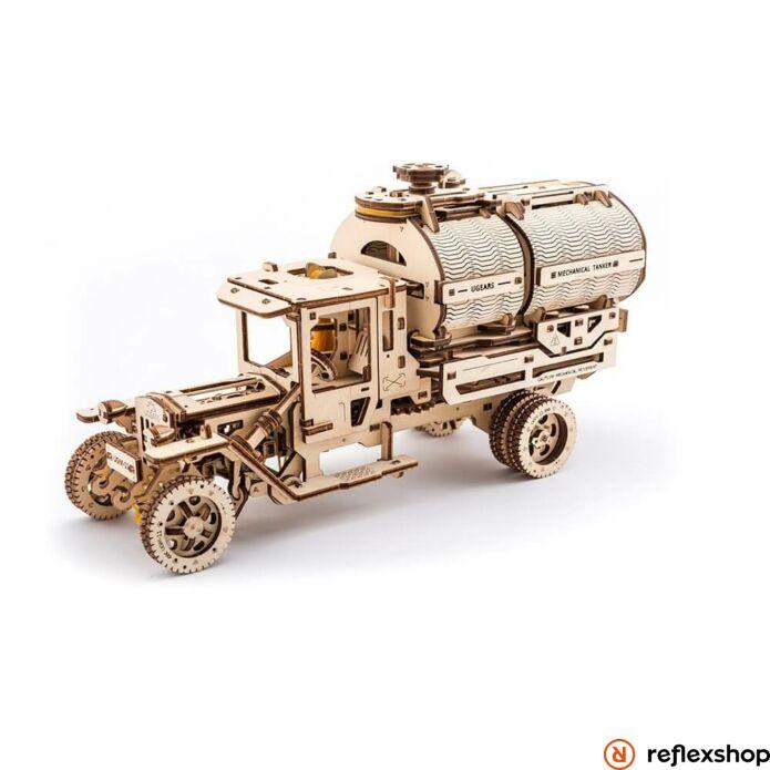 UGEARS Tartálykocsi mechanikus modell