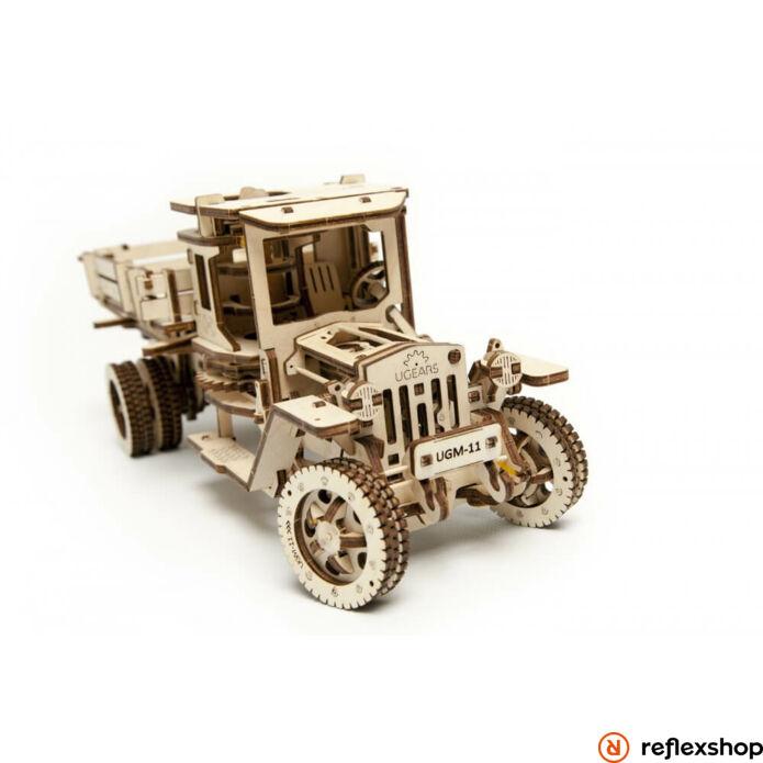 UGEARS Teherautó – mechanikus modell