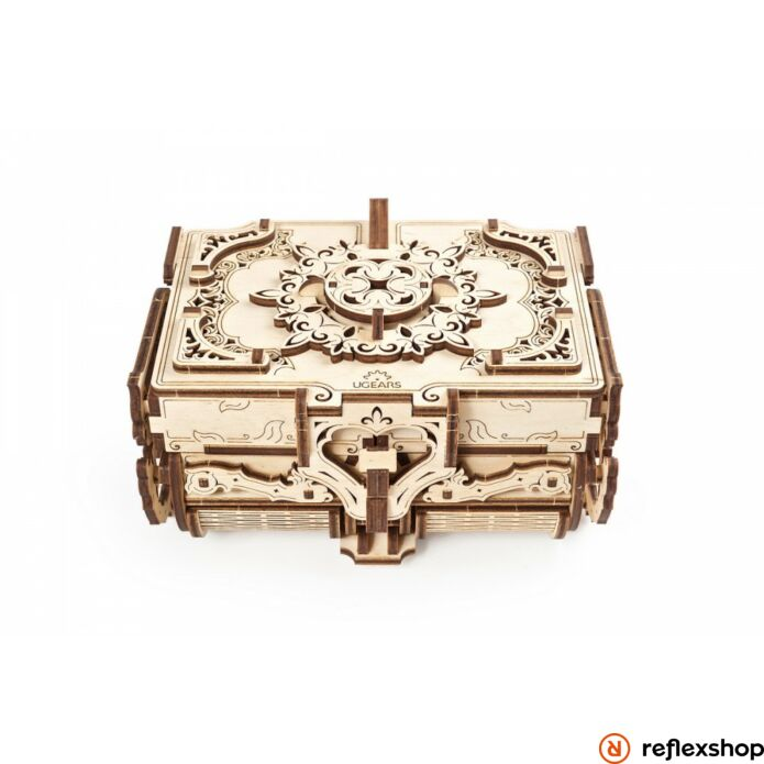 UGEARS Antik doboz mechanikus modell