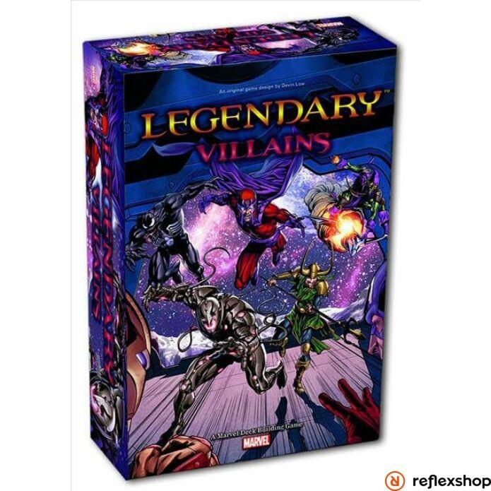 Marvel Legendary Villains angol nyelvű társasjáték