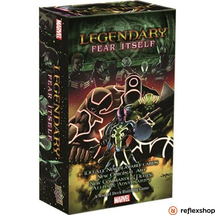 Marvel Legendary Fear Itself kiegészítő, angol nyelvű