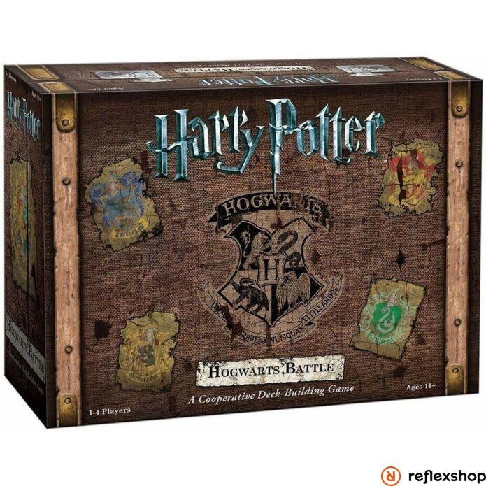 Harry Potter Hogwarts Battle angol nyelvű társasjáték