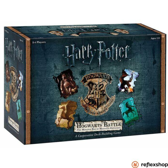 Harry Potter Hogwarts Battle Monster Box angol nyelvű kiegészítő