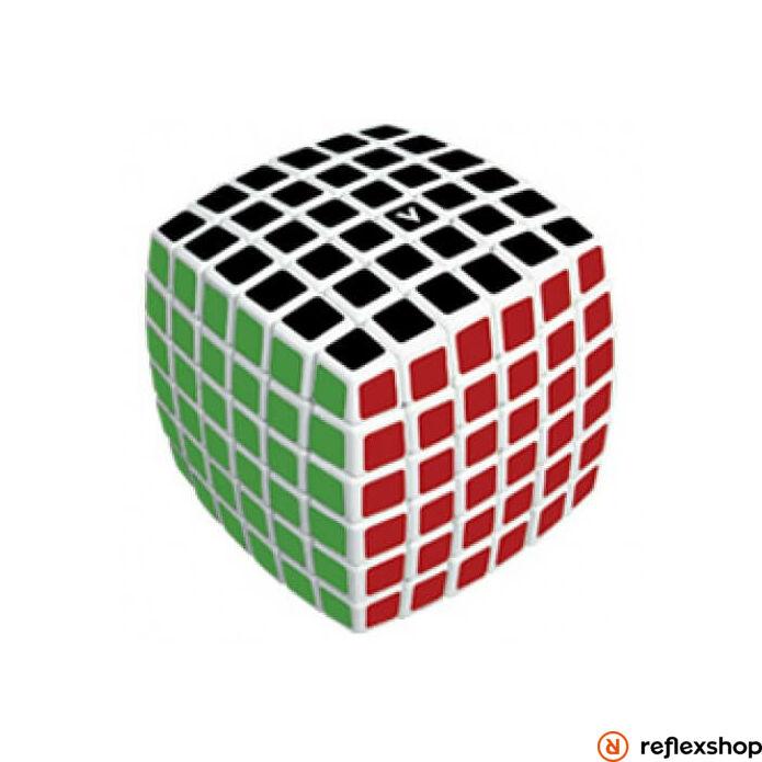 V-Cube 6x6 versenykocka lekerekített fehér