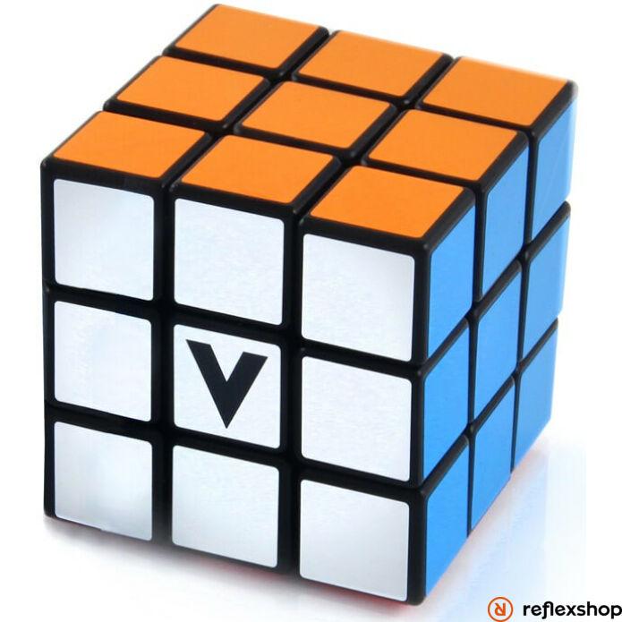 V-Cube 3x3 versenykocka, egyenes, fekete