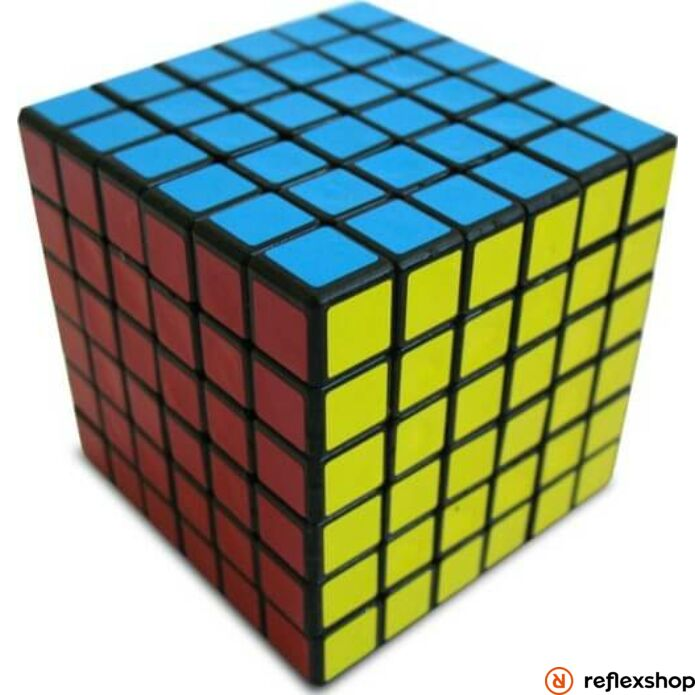 V-Cube 6x6 versenykocka egyenes fekete
