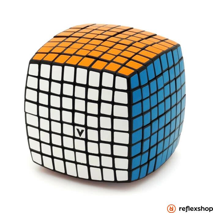V-Cube 8x8 versenykocka lekerekített fekete
