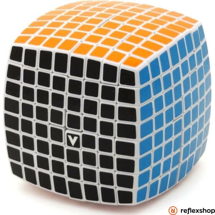 V-Cube 8x8 versenykocka lekerekített fehér