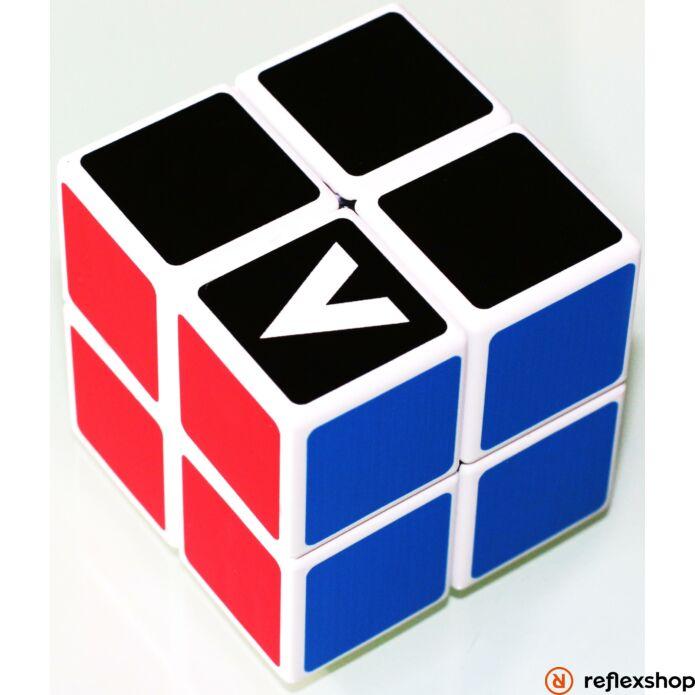 V-Cube 2x2 versenykocka, egyenes, fehér