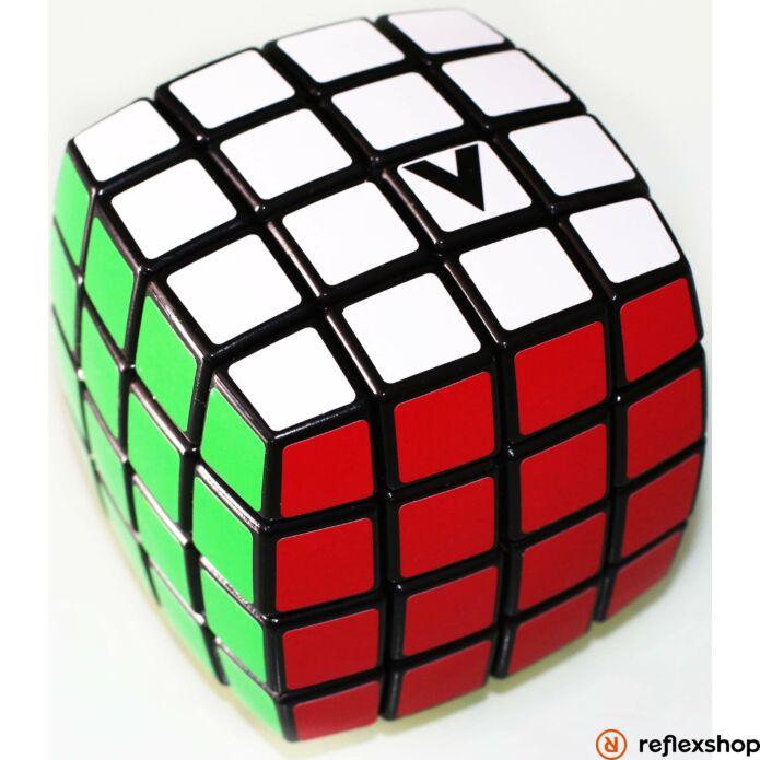 V-Cube 4x4 versenykocka lekerekített fekete