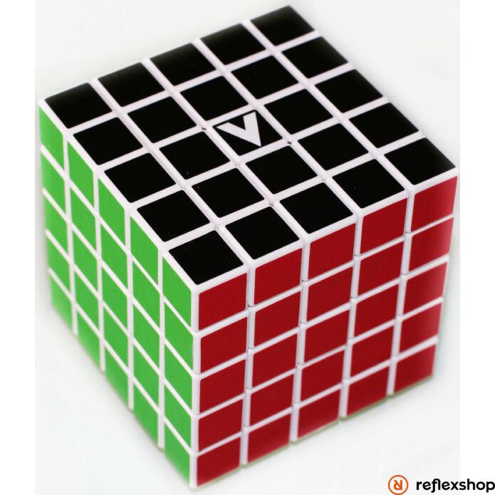 V-Cube 5x5 versenykocka egyenes fehér