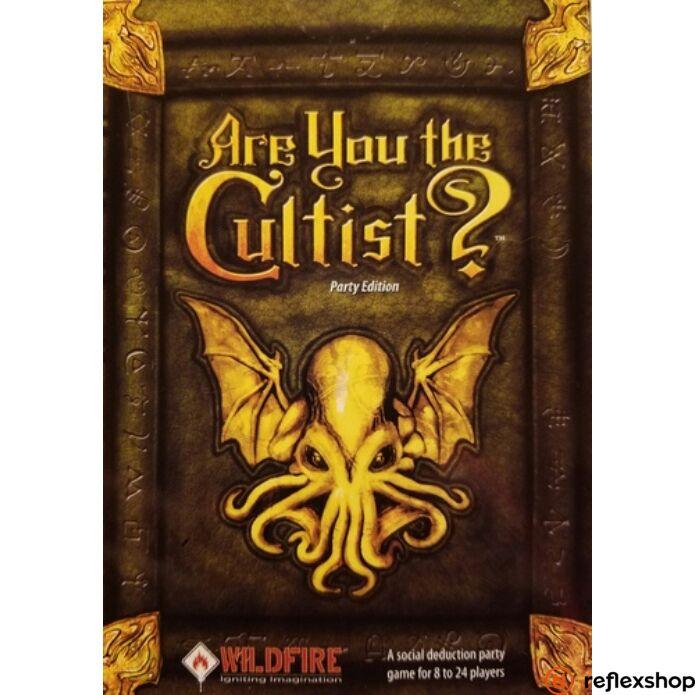 Are You The Cultist angol nyelvű társasjáték, Party Edition