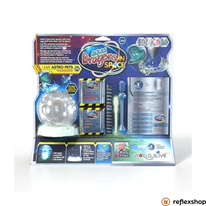 Aqua Dragons Astro Pets Deluxe vízalatti élővilág