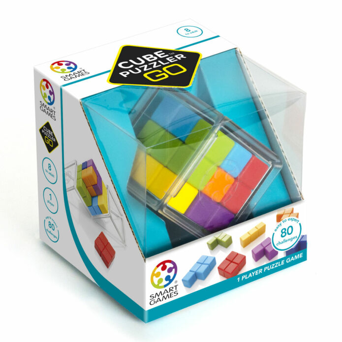 Smart Games -Cube Puzzler - Go