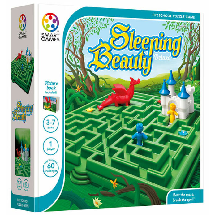 Smart Games - Csipkerózsika/Sleeping Beauty - Deluxe