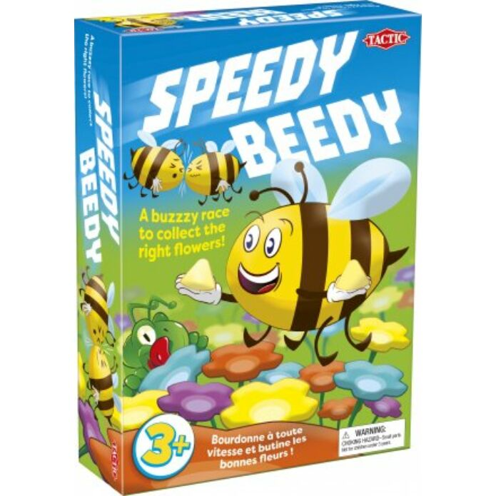 Tactic - Speedy Beedy társasjáték