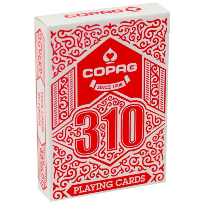 Copag 310 bűvész kártya - piros