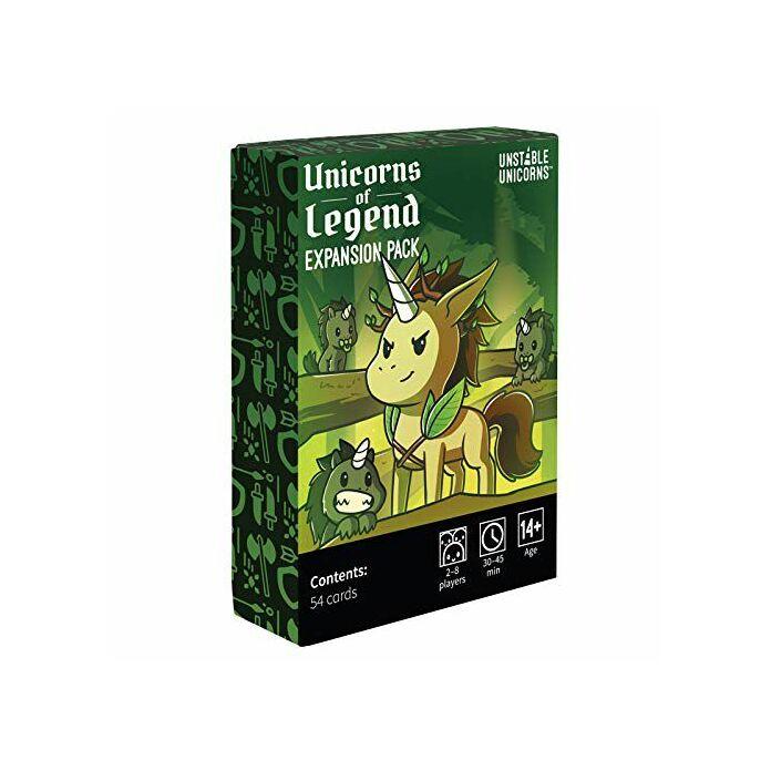 Unstable Unicorns - Unicorns of Legend kiegészítő, angol nyelvű