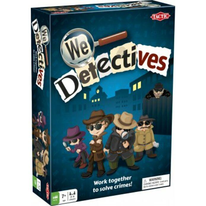 Tactic - We Detectives társasjáték
