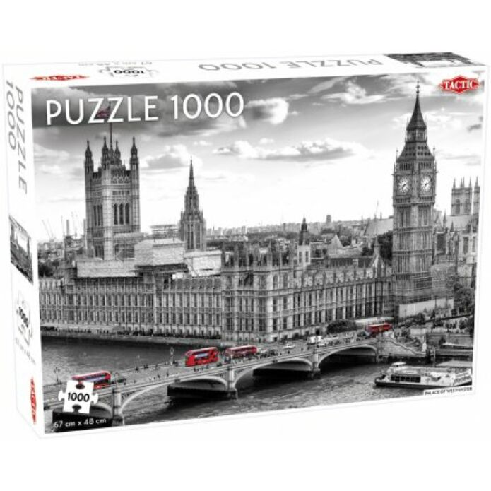 Tactic - Westminster puzzle 1000 pcs